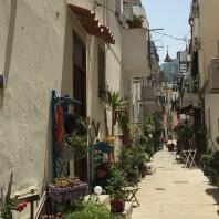 An alley in Casamicciola